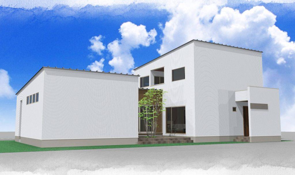 アクタスラボ モデルハウス
